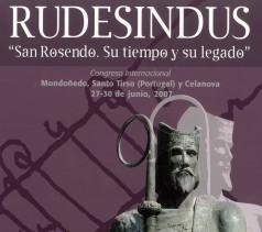 """Rudesindus. """"San Rosendo. Su tiempo y su legado"""""""