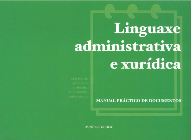 Resultado de imagen de LINGUAXE XURIDICA