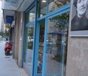Andel do libro galego e portugués