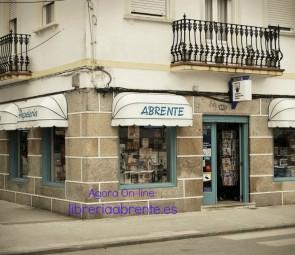 Librería Abrente. Bueu