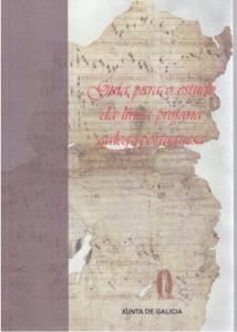 Guía para o estudo da lírica profana galego-portuguesa