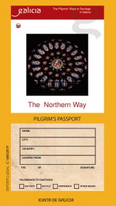 The Northern Way. Pilgrim´s passport