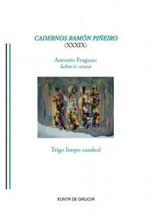 Cadernos Ramón Piñeiro XXXIX. Antonio Fraguas