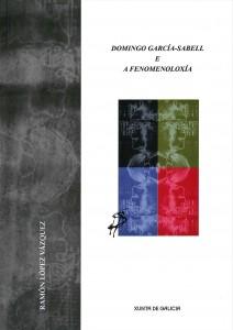 Domingo García Sabell e a fenomenoloxía