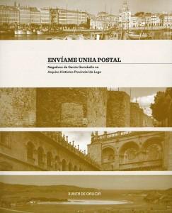 Negativos de García Garrabella no Arquivo Histórico Provincial de Lugo