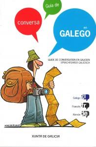 Guía de conversa en galego, francés e alemán