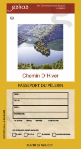 Chemin D´Hiver. Passeport du pèlerin