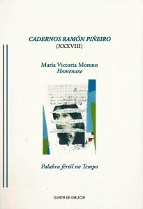 Mª Victoria Moreno. Homenaxe