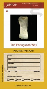 The Portuguese Way. Pilgrim´s Passport