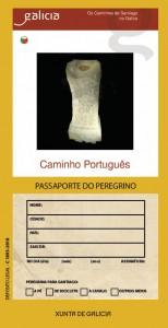 Camiho Português. Passaporte do peregrino